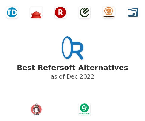 Best Refersoft Alternatives