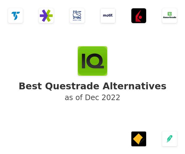 Best Questrade Alternatives