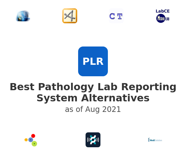 Best Pathology Lab Reporting System Alternatives