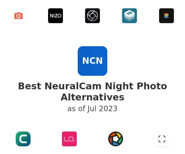 Best NeuralCam Night Photo Alternatives
