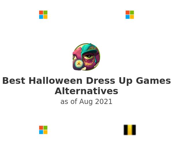 Best Halloween Dress Up Games Alternatives