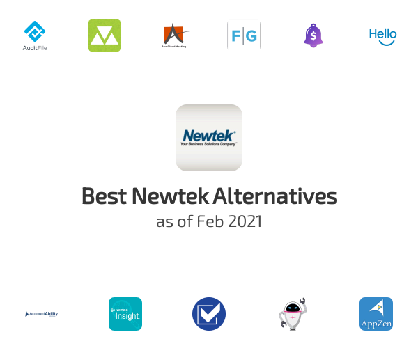Best Newtek Alternatives
