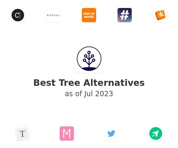 Best Tree Alternatives