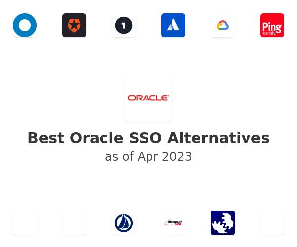 Best Oracle SSO Alternatives