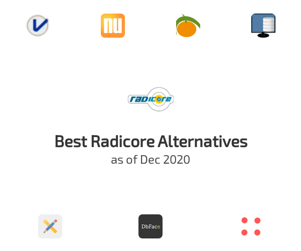 Best Radicore Alternatives