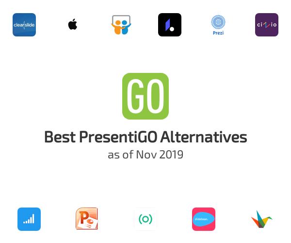 Best PresentiGO Alternatives