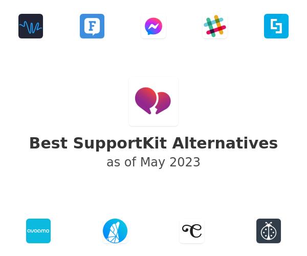 Best SupportKit Alternatives