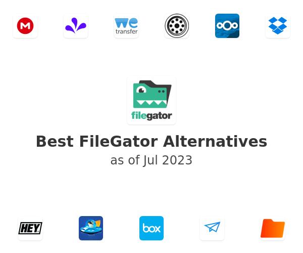 Best FileGator Alternatives