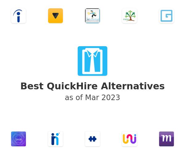 Best QuickHire Alternatives