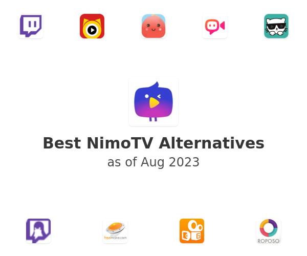 Best NimoTV Alternatives