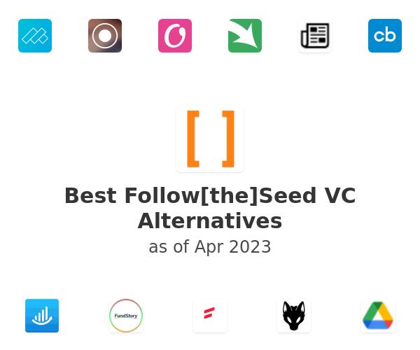 Best Follow[the]Seed VC Alternatives