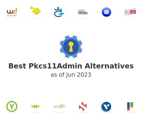 Best Pkcs11Admin Alternatives