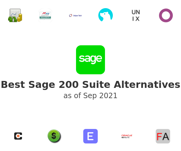 Best Sage 200 Suite Alternatives