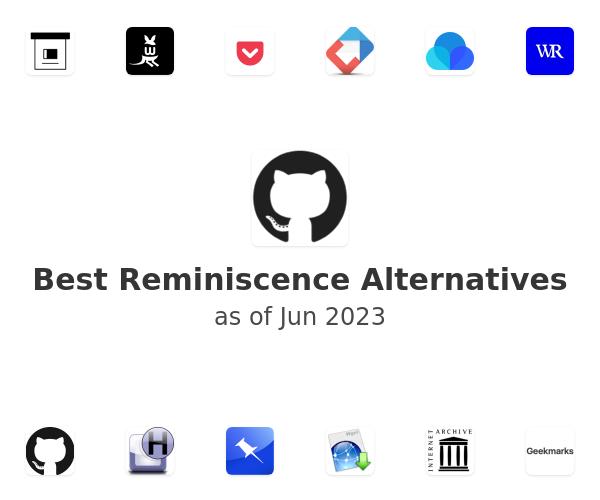 Best Reminiscence Alternatives