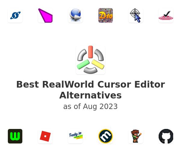 Best RealWorld Cursor Editor Alternatives