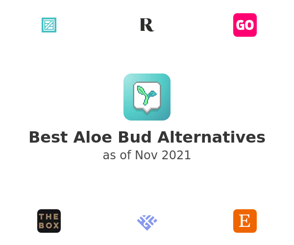 Best Aloe Bud Alternatives