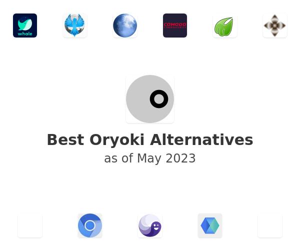 Best Oryoki Alternatives