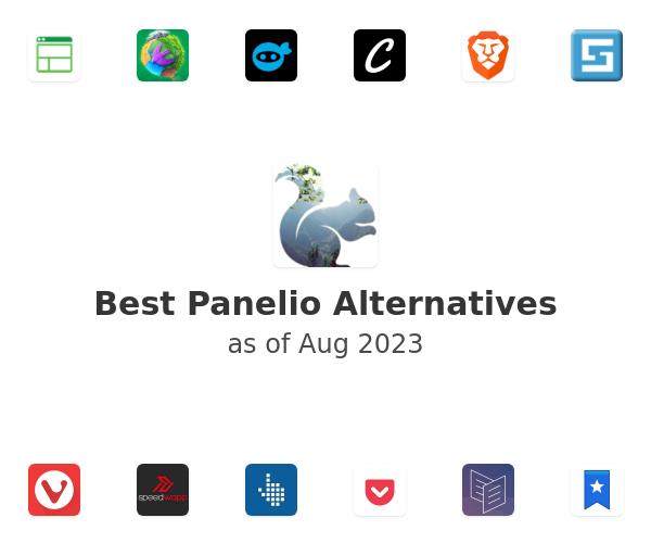 Best Panelio Alternatives
