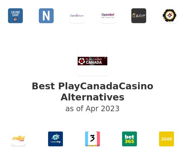 Best PlayCanadaCasino Alternatives