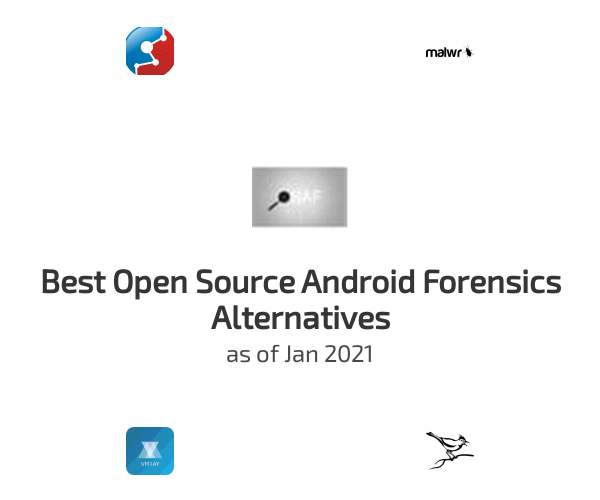 Best Open Source Android Forensics Alternatives