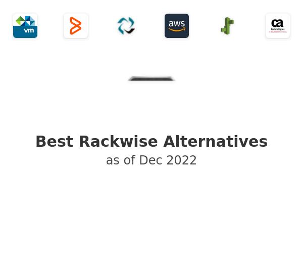 Best Rackwise Alternatives