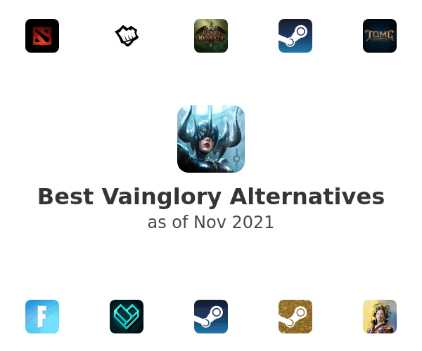 Best Vainglory Alternatives