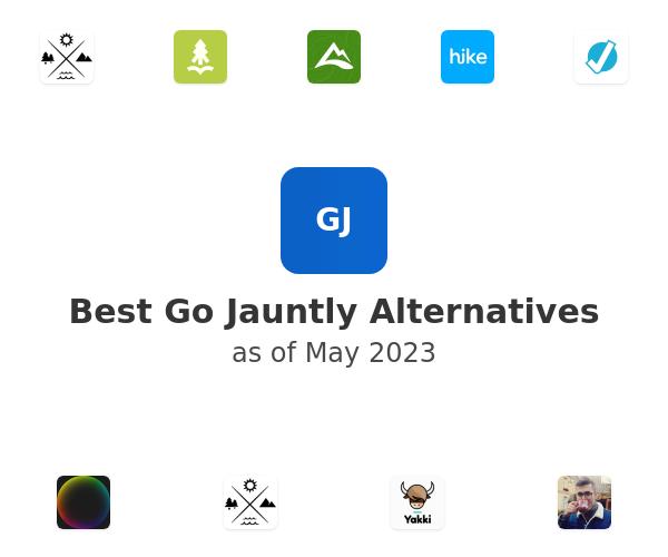 Best Go Jauntly Alternatives