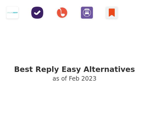Best Reply Easy Alternatives