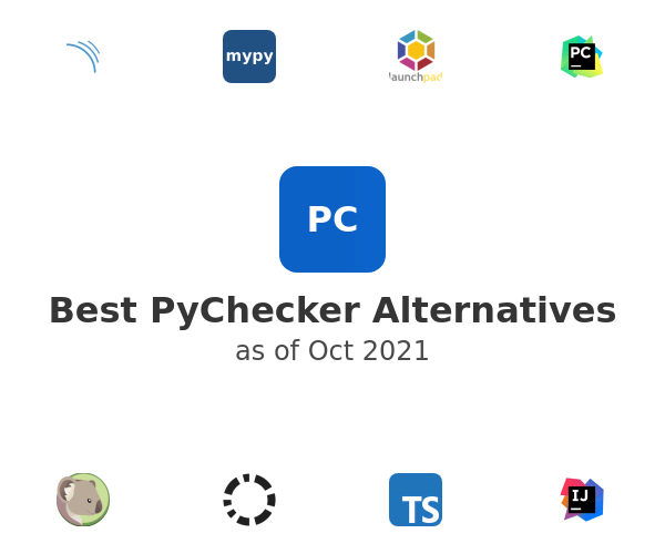 Best PyChecker Alternatives