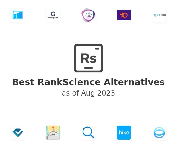 Best RankScience Alternatives