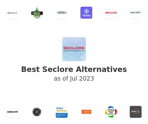 Best Seclore Alternatives
