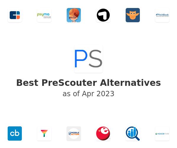 Best PreScouter Alternatives