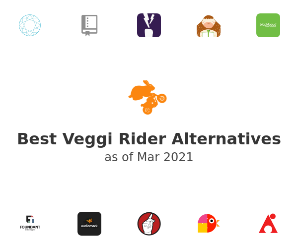 Best Veggi Rider Alternatives