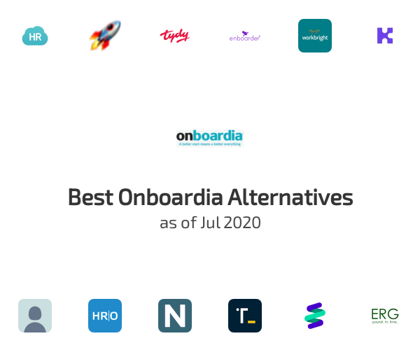 Best Onboardia Alternatives