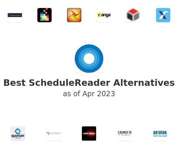 Best ScheduleReader Alternatives