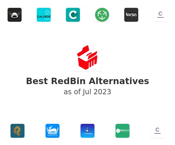 Best RedBin Alternatives