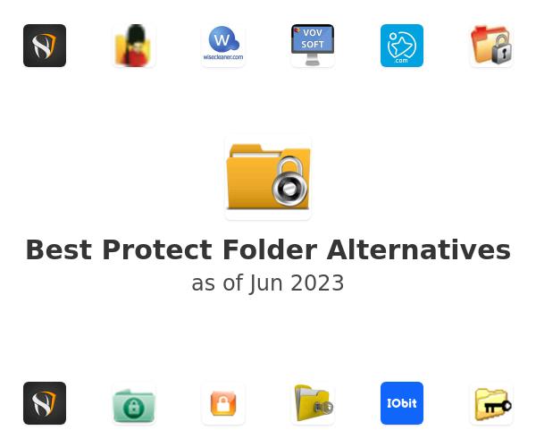 Best Protect Folder Alternatives