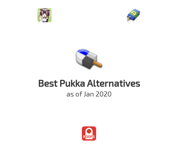 Best Pukka Alternatives
