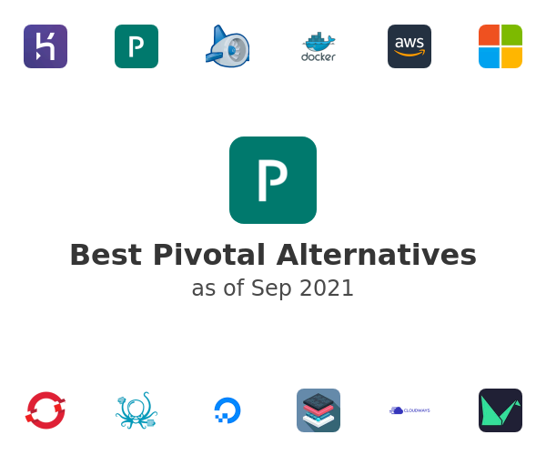 Best Pivotal Alternatives
