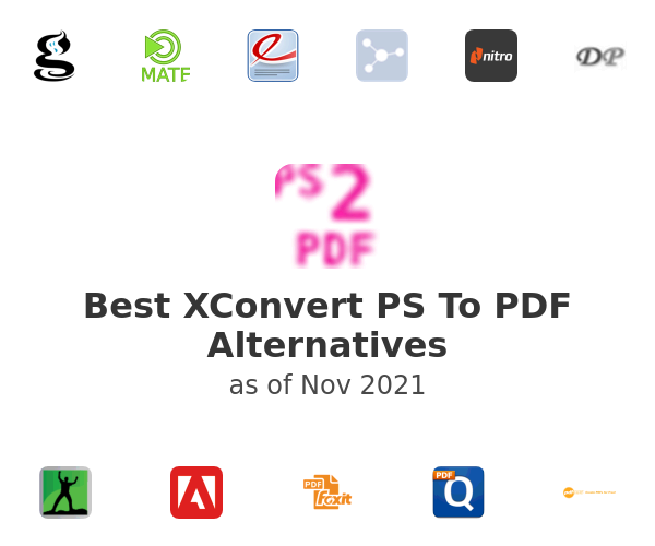 Best PS2PDF.com Alternatives