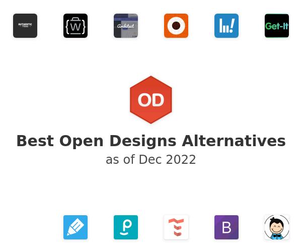 Best Open Designs Alternatives