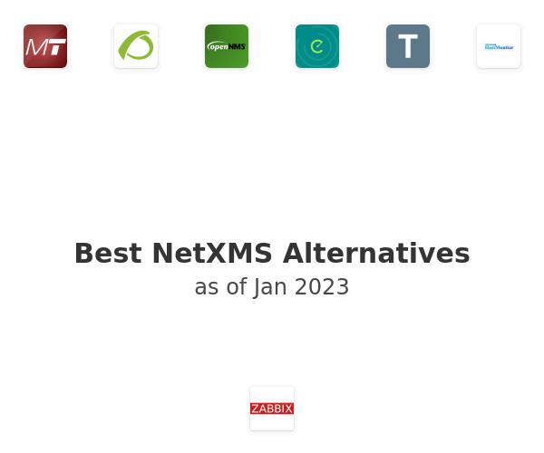 Best NetXMS Alternatives