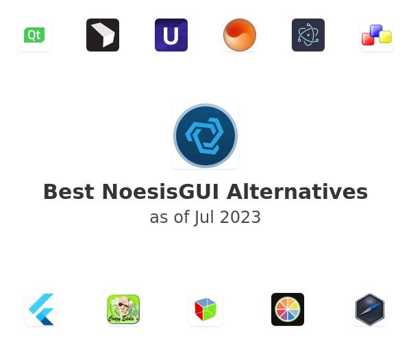 Best NoesisGUI Alternatives