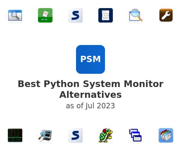 Best Python System Monitor Alternatives