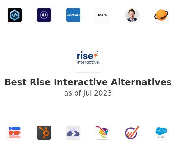 Best Rise Interactive Alternatives
