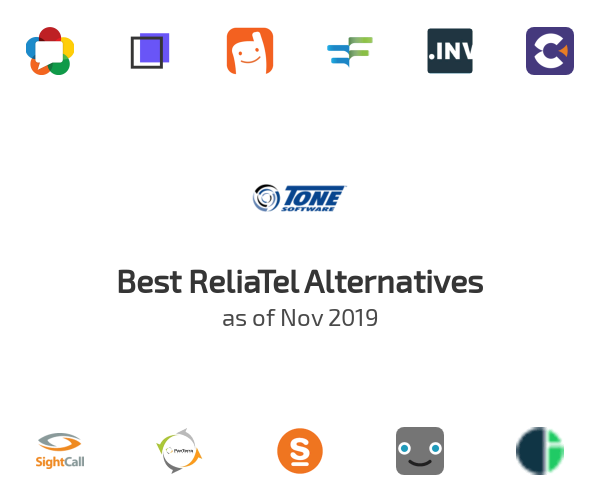 Best ReliaTel Alternatives