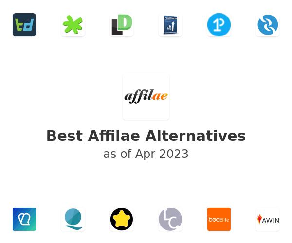 Best Affilae Alternatives