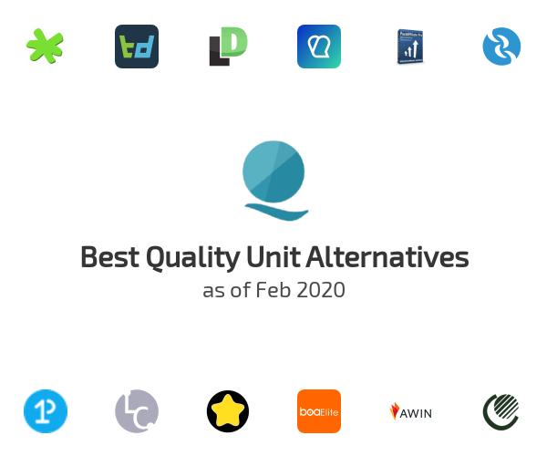 Best Quality Unit Alternatives