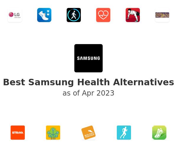 Best Samsung Health Alternatives