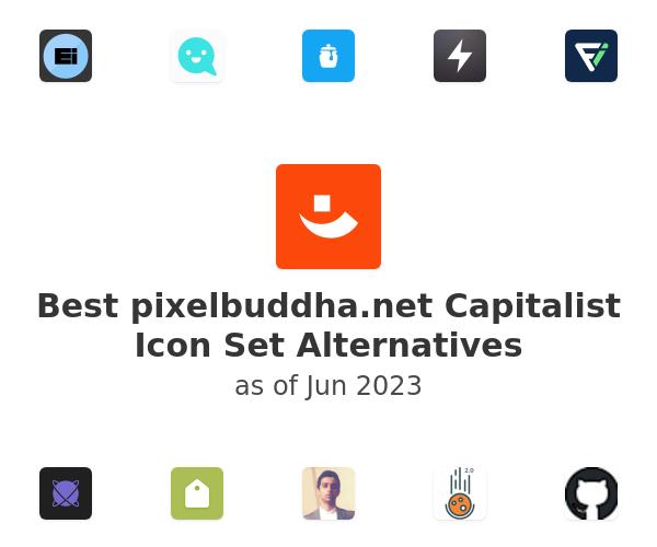 Best Capitalist Icon Set Alternatives